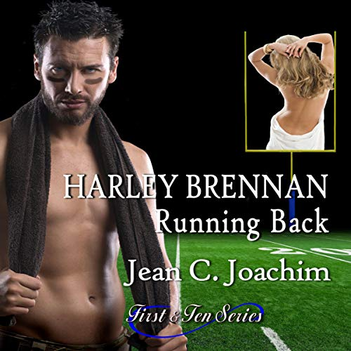 Harley Brennan, Running Back audiobook cover art