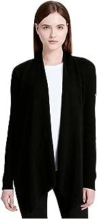 Women's Performance Drape Front Tunic Black Small