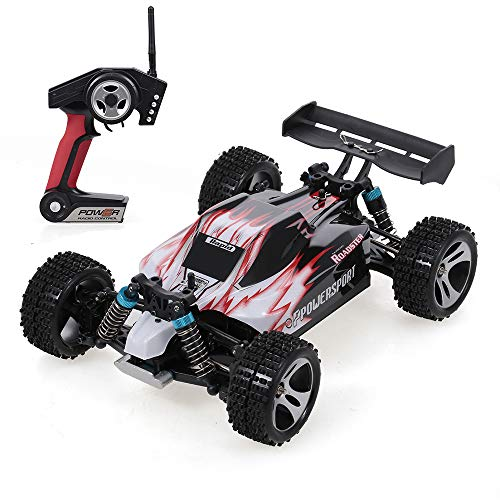Goolsky Wltoys A959 1 18 scala 2,4 G 4WD RTR Off-Road Buggy RC auto