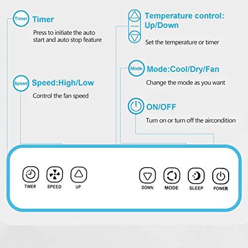 Hengda 3in1 Mobiles Klimagerät Erfahrungen & Preisvergleich