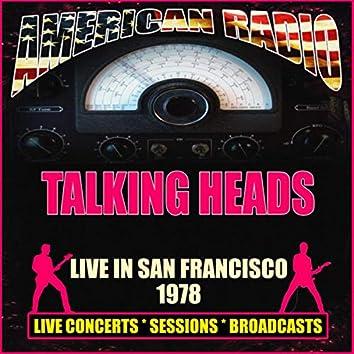 Live in San Francisco 1978 (Live)