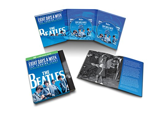 Eight Days A Week - The Touring Years (DVD Deluxe)