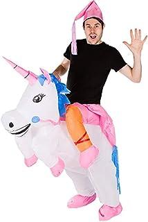 NANAO Alien Inflatable Costumes Fancy Costume Halloween Cosplay Fantasy Costume Adult/Kids