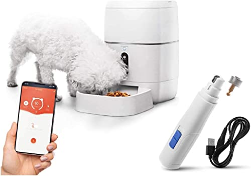 new arrival Home Zone Pet Smart Automatic Pet Feeder lowest and Rechargeable Cordless outlet online sale Pet Nail Trimmer outlet sale
