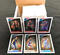 2018-19 Donruss Complete Hand Collated NM-MT Basketball Set of 200 Cards Includes 50 Rated Rookie Cards - FREE SHIPPING TO THE UNITED STATES. This set includes 200 cards from the 2018-19 Donruss NBA Basketball Card set. This set includes LeBron James Step