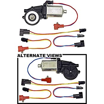 APDTY 853412 Window Lift Motor