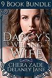 Darcy's Willing Wife: An Erotic Pride & Prejudice 9 Story Bundle (Daring Mr. Darcy Book 5) (English Edition)