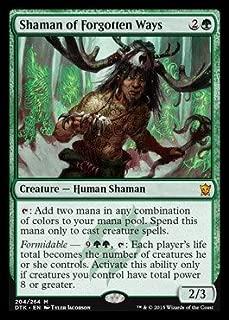 Magic: the Gathering - Shaman of the Forgotten Ways (204/264) - Dragons of Tarkir