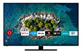 HITACHI U65L7100 164 cm / 65 Zoll Fernseher (Smart TV inkl. Prime Video/Netflix/YouTube, 4K UHD mit Dolby Vision HDR/HDR 10 + HLG, Bluetooth, Works with Alexa, PVR-Ready, Triple Tuner)