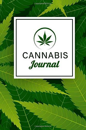 Cannabis Journal: Marijuana Strain Tracker and Review Logbook Diary note