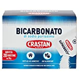 Crastan - Bicarbonato Di Sodio - 20 Bustine Monodose