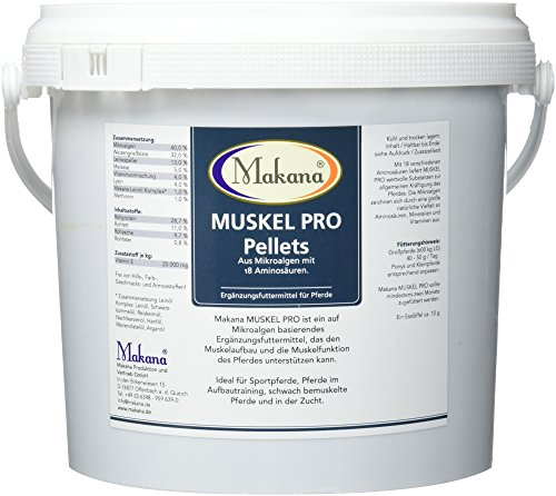 Makana spier PRO pellets (met microalgen), 1,5 kg emmer (1 x 1,5 kg)