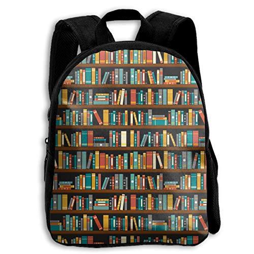 Yuanmeiju Kinderrucksack Bücherregal Mode Daypacks Umhängetasche