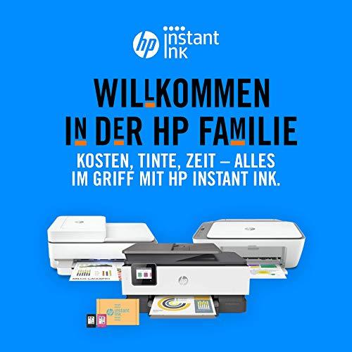 HP Deskjet 3760 All-in-One Blue 4M. Ink Instant Ink