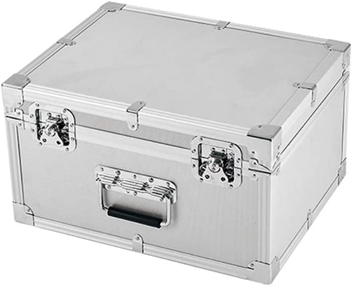 Aluminium Storage Box Portable Hard Case H with Tool Jacksonville Mall 25% OFF Flight