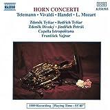 Horn Concerti - Telemann