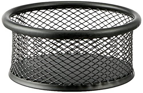 TTO - Dispensador de clips (metal), color negro