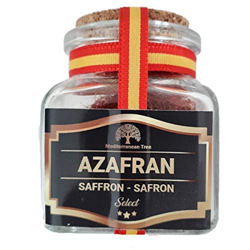Azafran en Hebras Premium 5 Gr. –100% Puro Envasado en