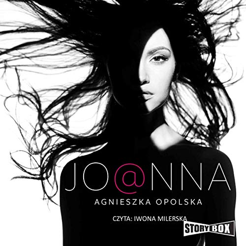Jo@nna audiobook cover art
