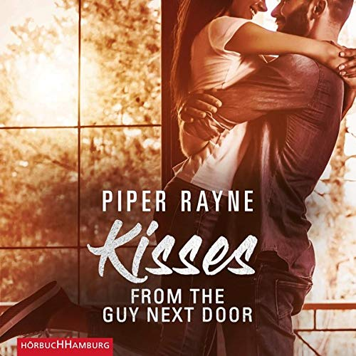 Kisses from the Guy next Door (German edition) cover art
