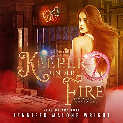 Keeper Under Fire cover art
