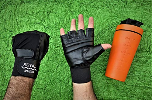 Royal waves Gym Gloves / Cycling Gloves / Riding Gloves /...
