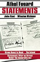 Statements by Athol Fugard (1993-01-01)