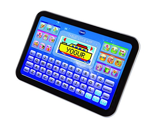 VTech - Tablet Little App, Pantalla Color, versión española (155222)