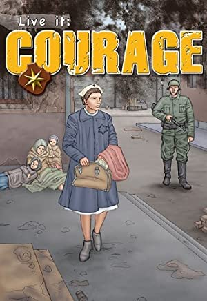 Live it: Courage by Natalie Hyde (November 01,2009)