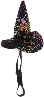 Blesiya Adjustable Dog Halloween Hat, Puppy Pet Hat Costume Accessory for Cat Rabbit Hamster Guinea Pig - 4 Types Optinal