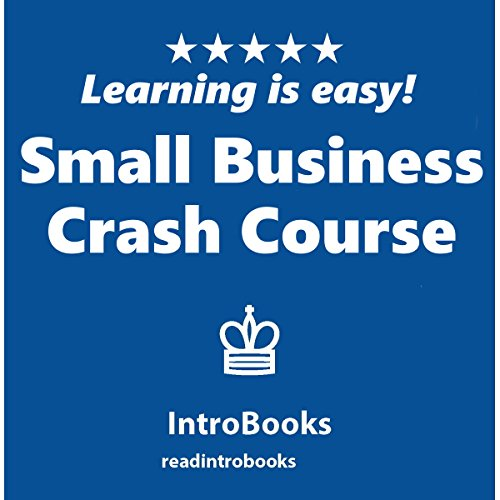 Small Business Crash Course audiobook cover art