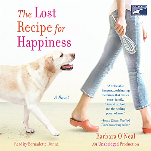 The Lost Recipe for Happiness cover art