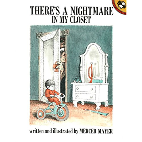 There's a Nightmare in My Closet  audiobook cover art