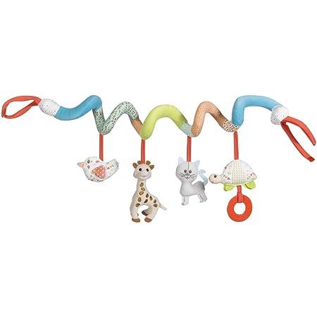 キリンのソフィー 【おでかけループ】 [日本正規品] Vulli 可愛い 赤ちゃん 乳児 0歳 3ヵ月から遊べる 1歳 人気 プレゼント ストローラーやベビーベッドに 音の仕掛け付き 男の子 女の子 玩具 ベビー用品 おもちゃ