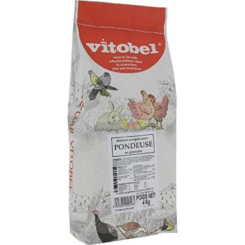 VITAKRAFT Vitobel - Aliment pour poules pondeuses - 4 kg