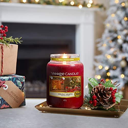 Yankee Candle candela profumata in giara grande | Focolare delle Vacanze | durata: fino a 150 ore