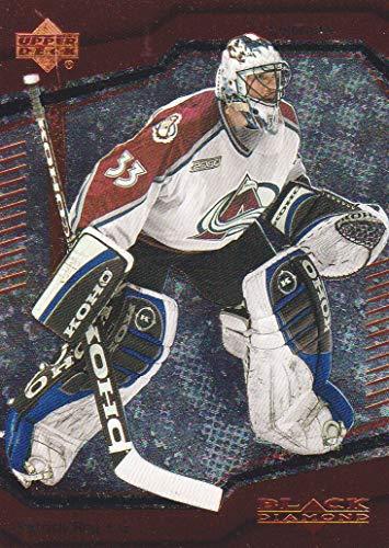 2000-01 Black Diamond Hockey #14 Patrick Roy Colorado Avalanche