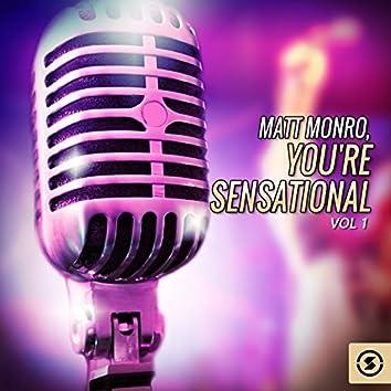 You're Sensational, Vol. 1