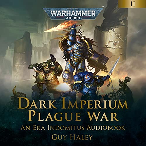 Plague War Audiobook By Guy Haley cover art
