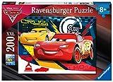 Ravensburger Puzzle 200 Piezas XXL, Cars 3 (12625) , Modelos/colores Surtidos, 1 Unidad