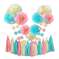 15 Baby Shower Decoration Ideas Color Schemes Thrifty