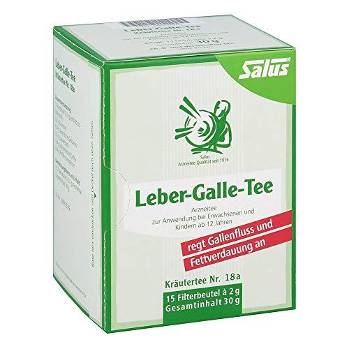 Salus Pharma GmbH -  Leber Galle-Tee