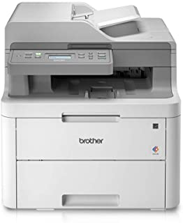 Brother DCP-L3551CDW Colour LED All-in-One, Wireless and Network connectivity, 2-sided printing, Mobile Printing
