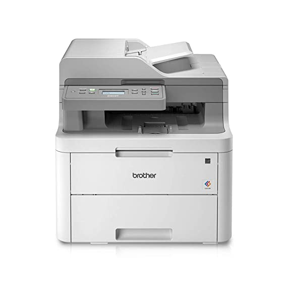 Brother Wireless Colour LED 3-in-One Duplex Mobile Print ADF