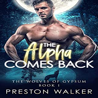 The Alpha Comes Back audiobook cover art