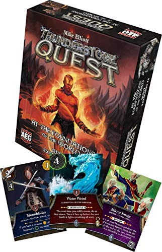 Alderac Entertainment 6262 - Thunderstone Quest: Foundations of the World Exp.