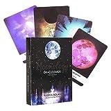 DALIN Moonology Oracle 44 Carte Deck e Guida Inglese Guida...