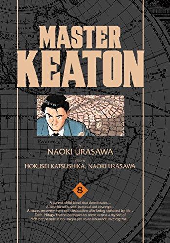 Master Keaton Volume 8