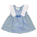 Charanga VRAYADO Vestido, Blanco, 18-24Meses para Bebés