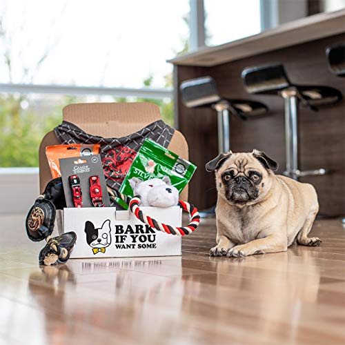 Bark If You Want Some - Premium Dog Products Subscription Box